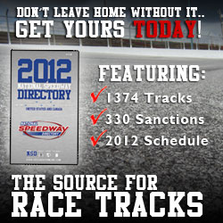 National Association  Stock  Auto Racing  on Sanctions   National Speedway Directory