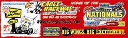 Eagle Raceway 2016 Ad for NSD 250x75