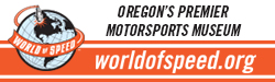 World of Speed Museum Banner Ad 2016